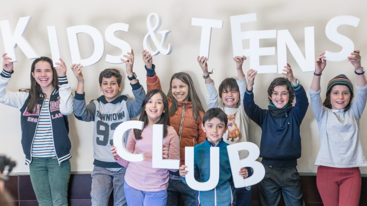 Kids and Teens Culture Club (IN- PERSON)