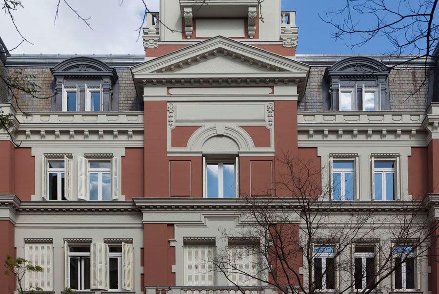 El edificio