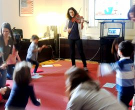 Tiny Music and Movement