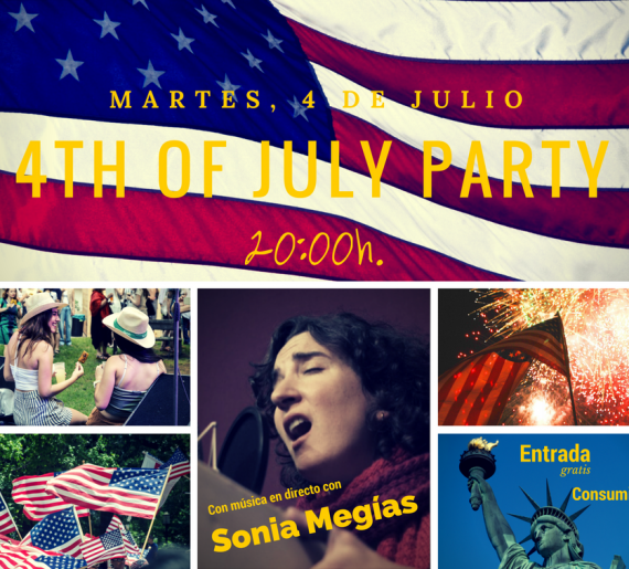Fiesta del 4 de Julio en American Space Madrid