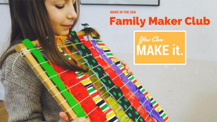 Family Maker Club: hecho en los Estados Unidos