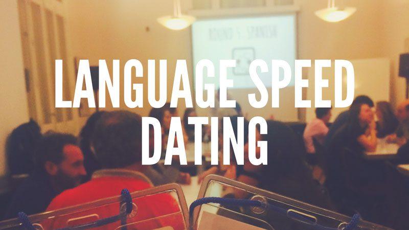 speed dating madrid 2018