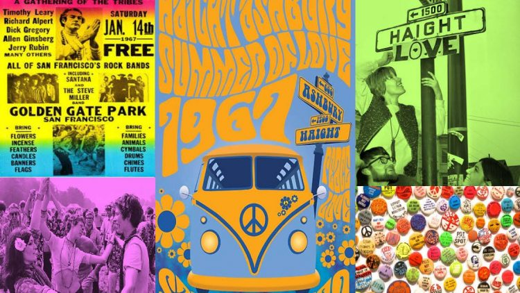 American Cultural Studies: The Summer of Love