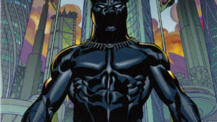 CASA LECTOR WORKSHOP: From Comic to Blockbuster: Black Panther's Cultural Revolution