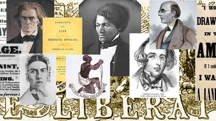 Reacting to the Past Workshop: Frederick Douglass, Slavery, and the Constitution, 1845