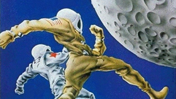 American Cultural Studies: The Space Race
