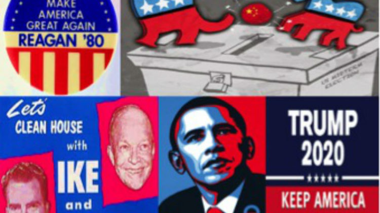 American Cultural Studies:  Political Campaigns and Elections