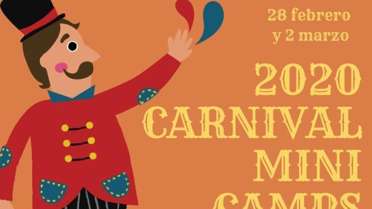Carnival 2020 Mini Camps