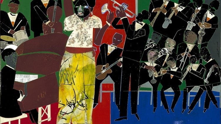 American Art History Mini Course: Jazz and Visual Culture in America ONLINE