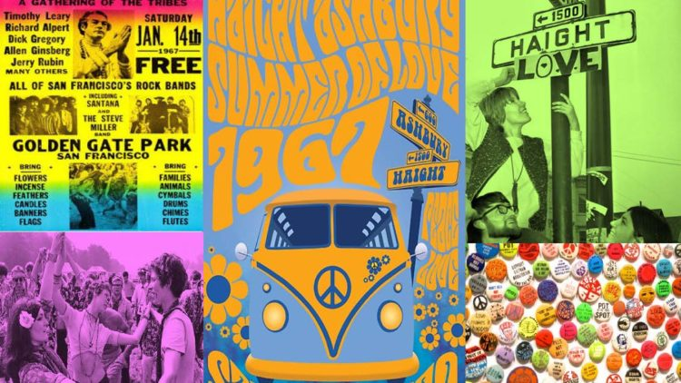 ACS Mini Course: The Summer of Love ONLINE