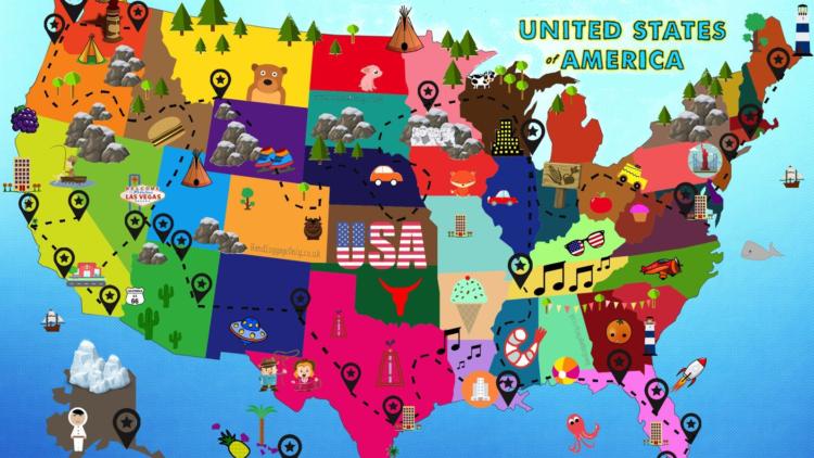 ALL ABOARD! A TRIP ACROSS THE U.S.A. PROGRAMA DE VERANO EN INGLÉS PARA NIÑOS Y JÓVENES 2020