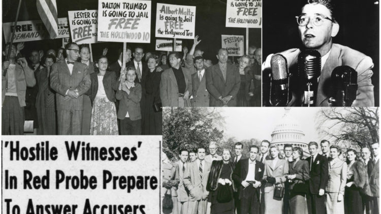 American Film Studies: Hollywood Witch Hunt