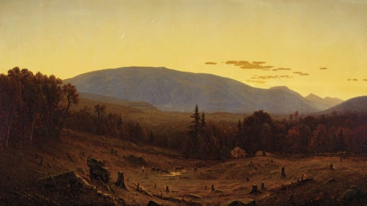 American Art History: Landscape and American Art (IN-PERSON)