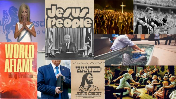 El poder cristiano evangélico en la América actual (PRESENCIAL)