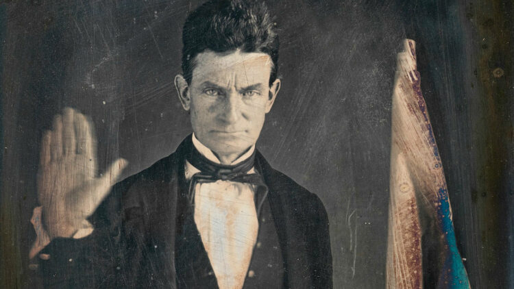 Reacting to the Past Workshop: THE FATE OF JOHN BROWN (IN-PERSON)