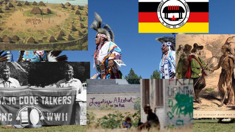 On the Rez(ervation): Arqueología y culturas nativas americanas (ONLINE)