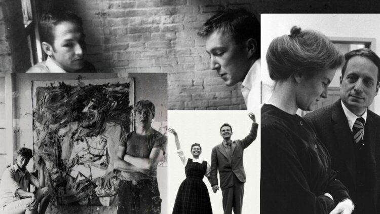 Historia del arte norteamericano: Parejas y Rivales (ONLINE)